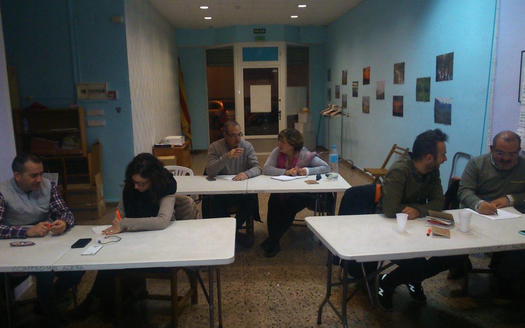 Com comunicar el treball realitzat en les municipals