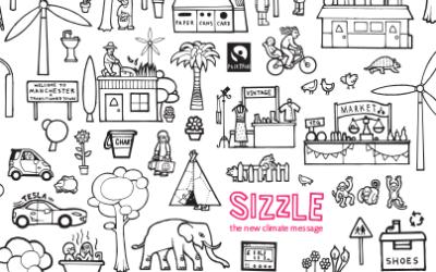 Sell the Sizzle. Cambio climático: vende lo sabrosón