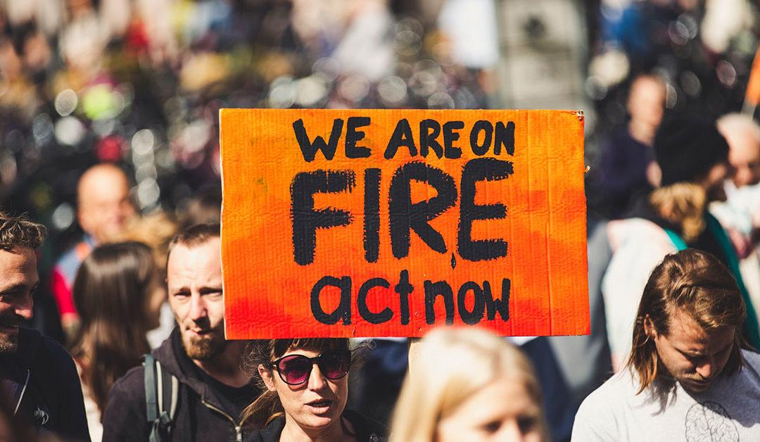 Usar la crisi del COVID-19 per a espentar el canvi en la consciència climàtica